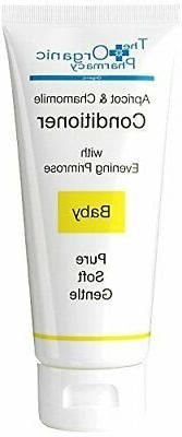 The Organic Pharmacy Conditioner, Apricot and Chamomile 100