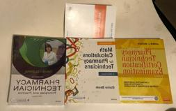 Mosby's Review Pharmacy Technician Certification Exam3Books